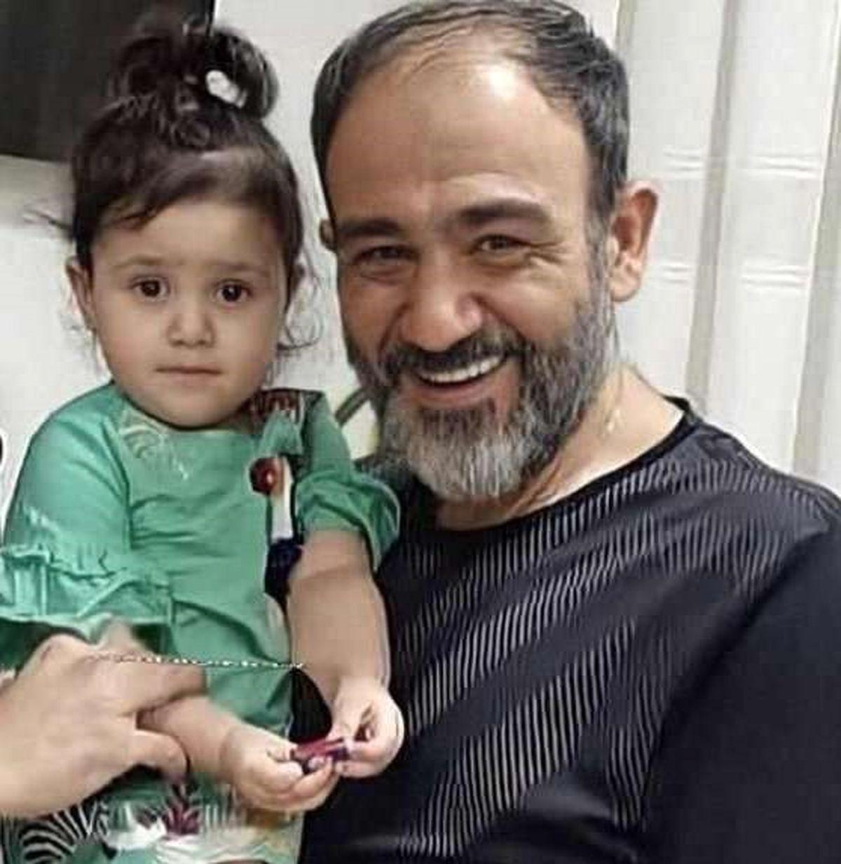 شباهت جنجالی مهران غفوریان به مادرش+عکس دختر مهران غفوریان