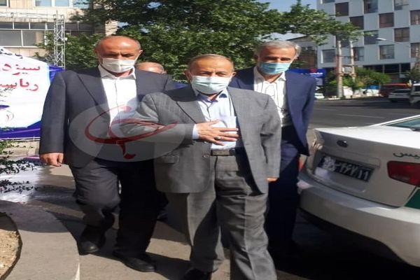 ثبت نام فرمانده اسبق نیروی مقاومت بسیج در انتخابات + عکس