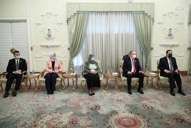 دیدارهای مقامات خارجی با رئیسی