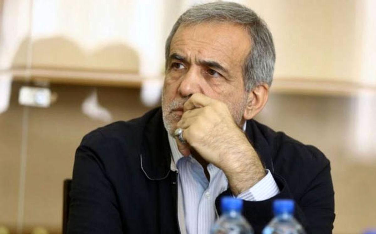 مسعود پزشکیان: فراجناحی بودن در کابینه رئیسی بیمفهوم است