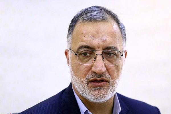 فوری | زاکانی شهردار تهران شد