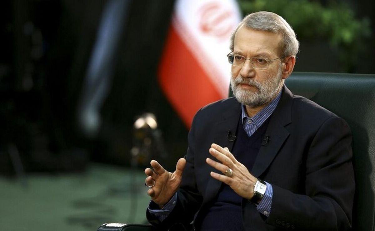 واکنش لاریجانی به حمله نظامی اسرائیل به تاسیسات هستهای ایران