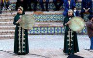 افتتاح باغ فرهنگ کمیسیون ملی یونسکو-ایران در کرج