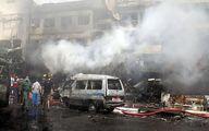 تصاویر از انفجار مرگبار بازار بغداد