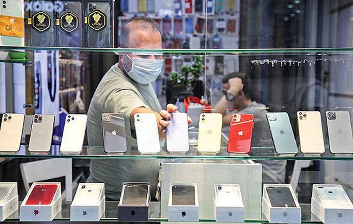 قیمت پرفروشترینهای گوشی در بازار موبایل + جزئیات