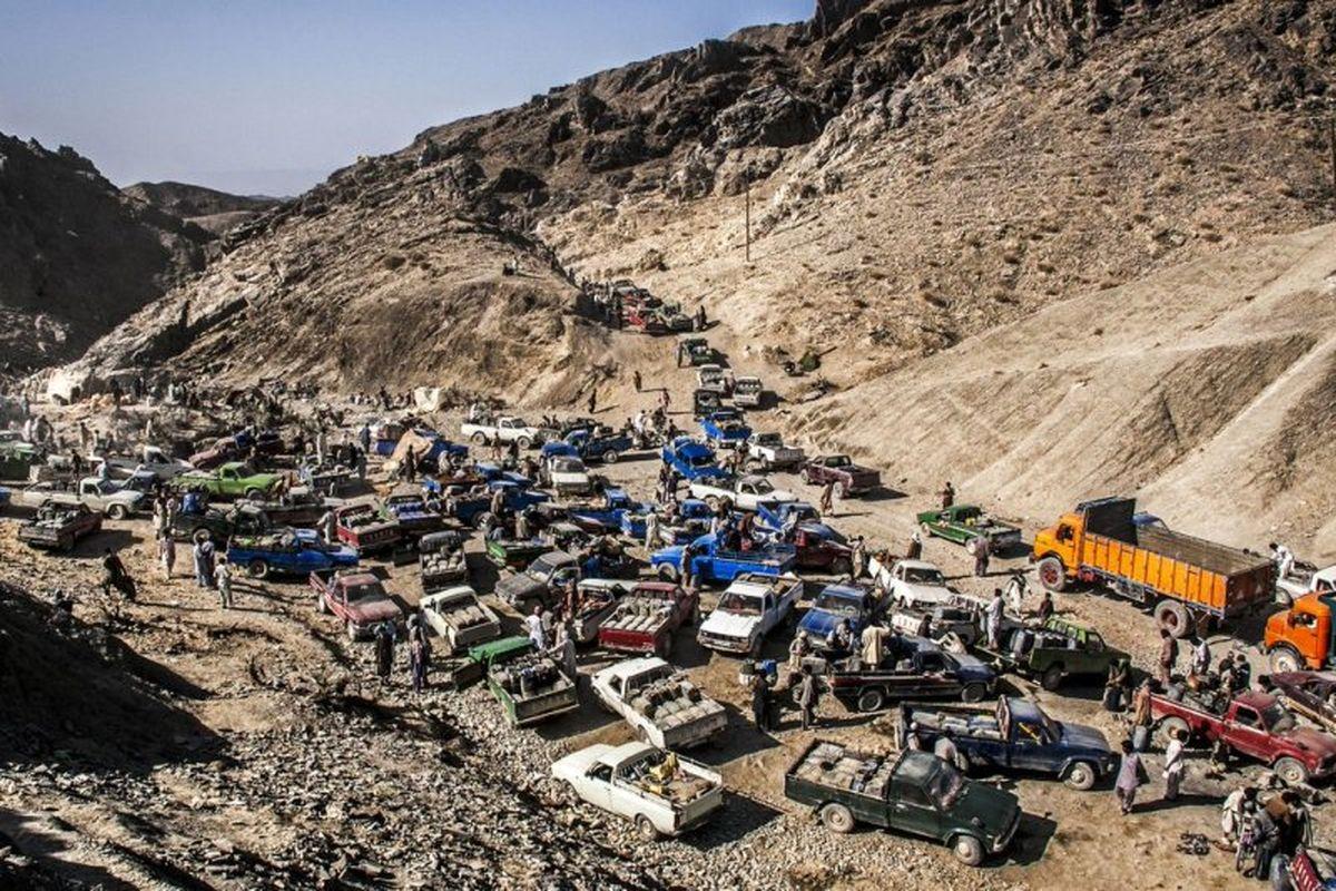 شوک:کافه بلوچی یا اوپک ایران منطقهای روی بمب در مرز پاکستان