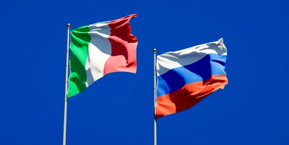 روسیه، کارمند سفارت ایتالیا را اخراج کرد