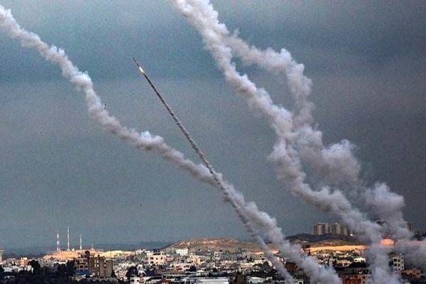 حمله موشکی گسترده «سرایا القدس» به تلآویو