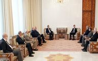 بشار اسد: اسرائیل زبان صلح و گفتگو را نمیفهمد