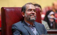 قائم مقام دبیر شورای نگهبان هم رأی داد + عکس