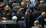 عجیب امام واقعی:وزیر حدید بهداشت بدون ماسک