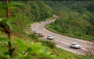 ترافیک سنگین در جاده های هراز و کندوان