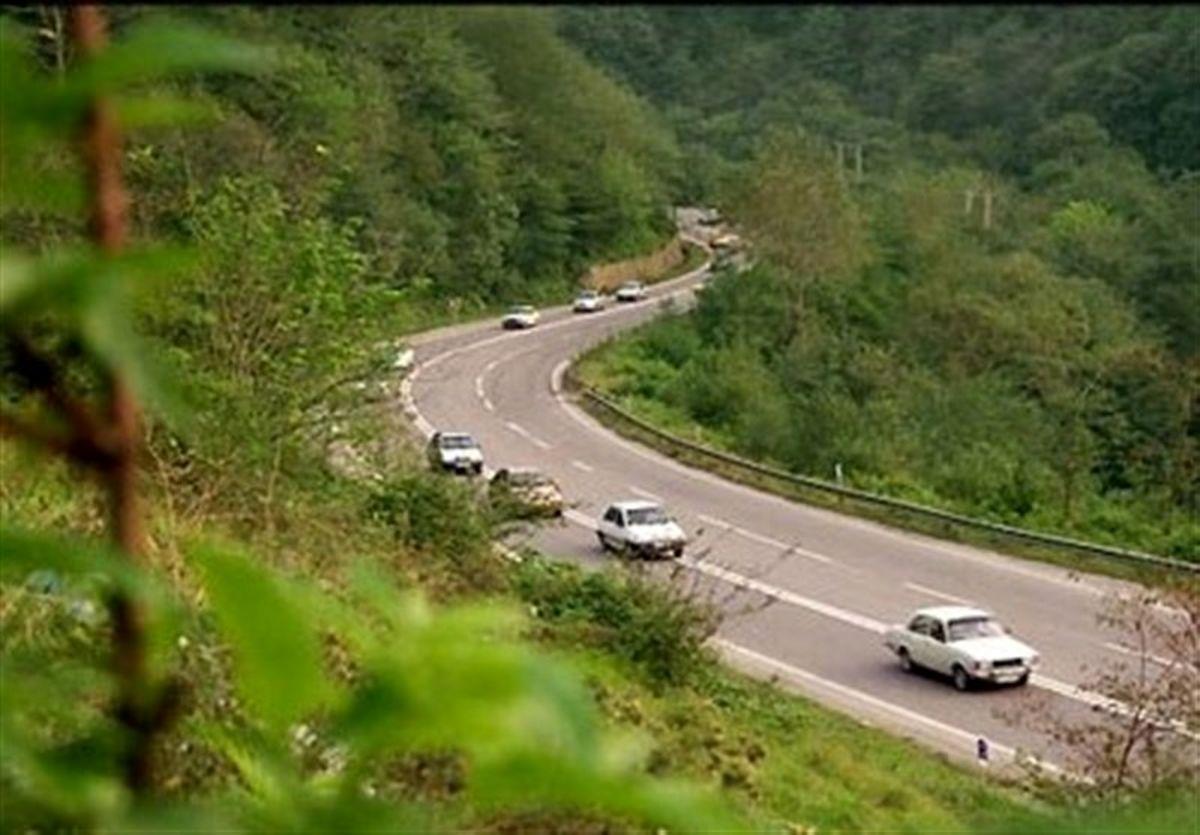 تردد از محور چالوس و آزادراه تهران-شمال ممنوع شد