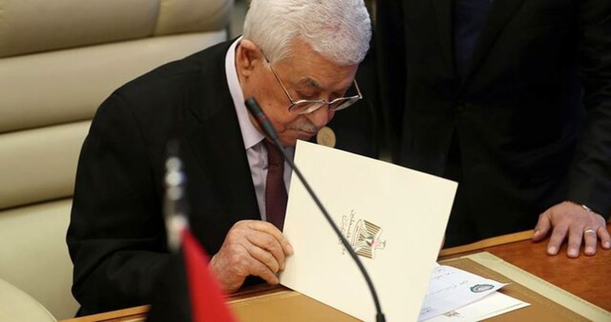 ادعای یک روزنامه عبری درباره دلیل اصلی محمود عباس برای تعویق در انتخابات فلسطین