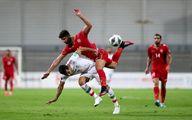 تصاویر تاریخ سازی فوتبال ایران مقابل بحرین