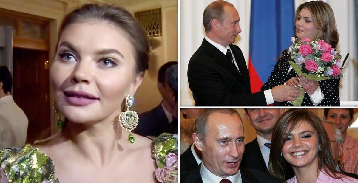اولین خبر از معشوقه پوتین پس از سه سال بی خبری!