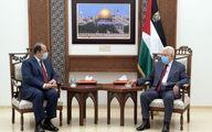 توافق محرمانه عباس و اطلاعات مصر درمورد بازسازی غزه