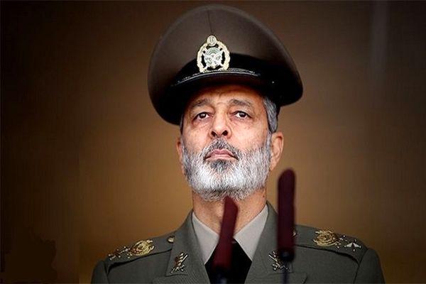 تقدیر فرمانده کل ارتش از رییس صداوسیما