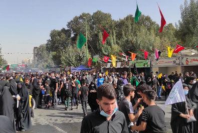 اربعین در تهران