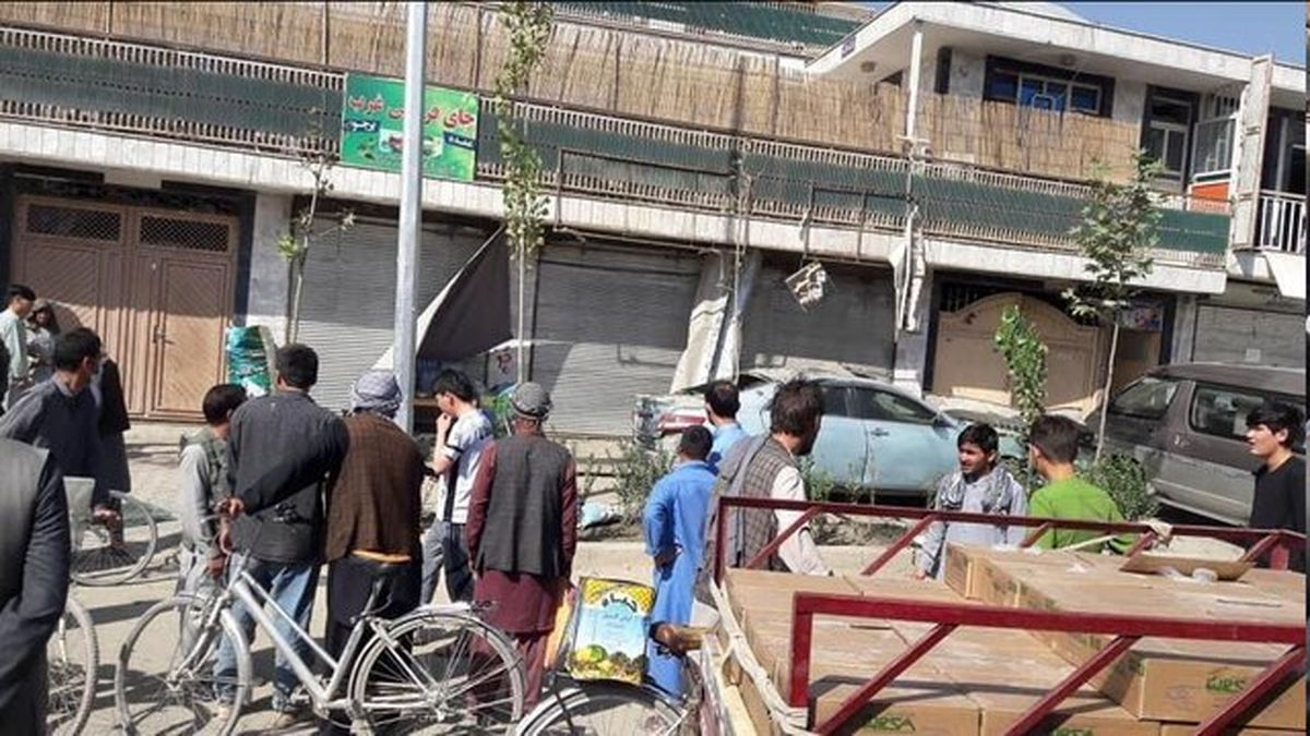 جزئیات جدید از 2 انفجار هولناک در کابل