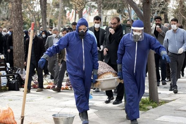 آخرین آمار کشته شدگان کرونا امروز 23 خرداد / تعداد قربانیان بالا رفت