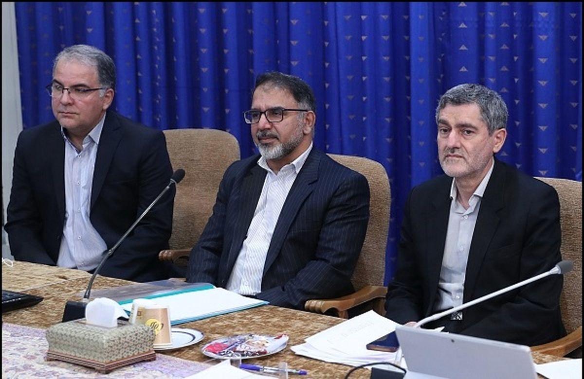 رای اعتماد هیات دولت به ۳ استاندار جدید رأی اعتماد داد