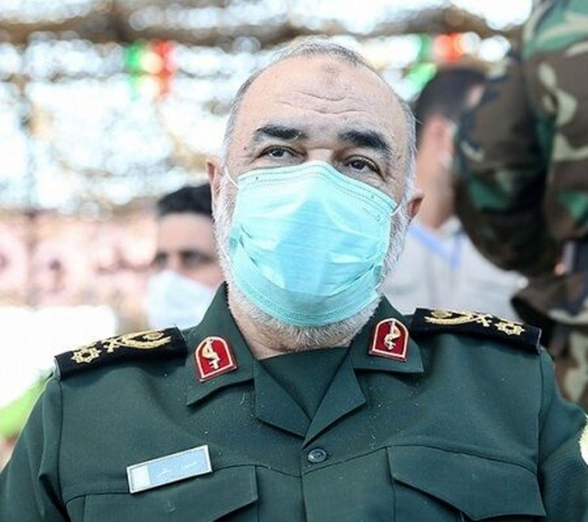 دستور مهم فرمانده کل سپاه + جزئیات