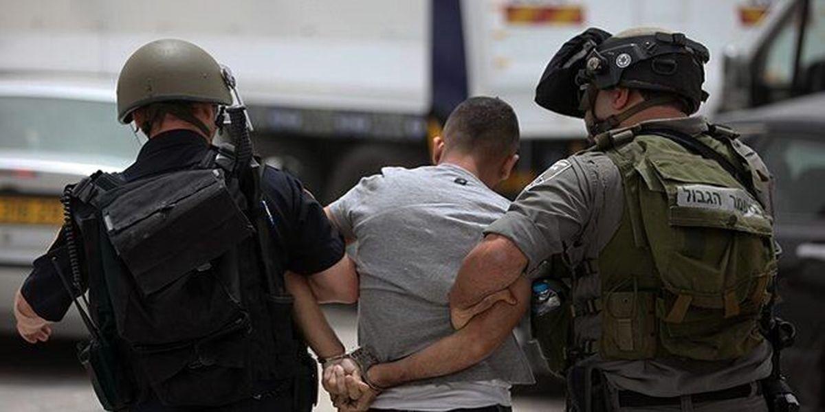 صهیونیست ها ۱۷۵ فلسطینی را بازداشت کردند
