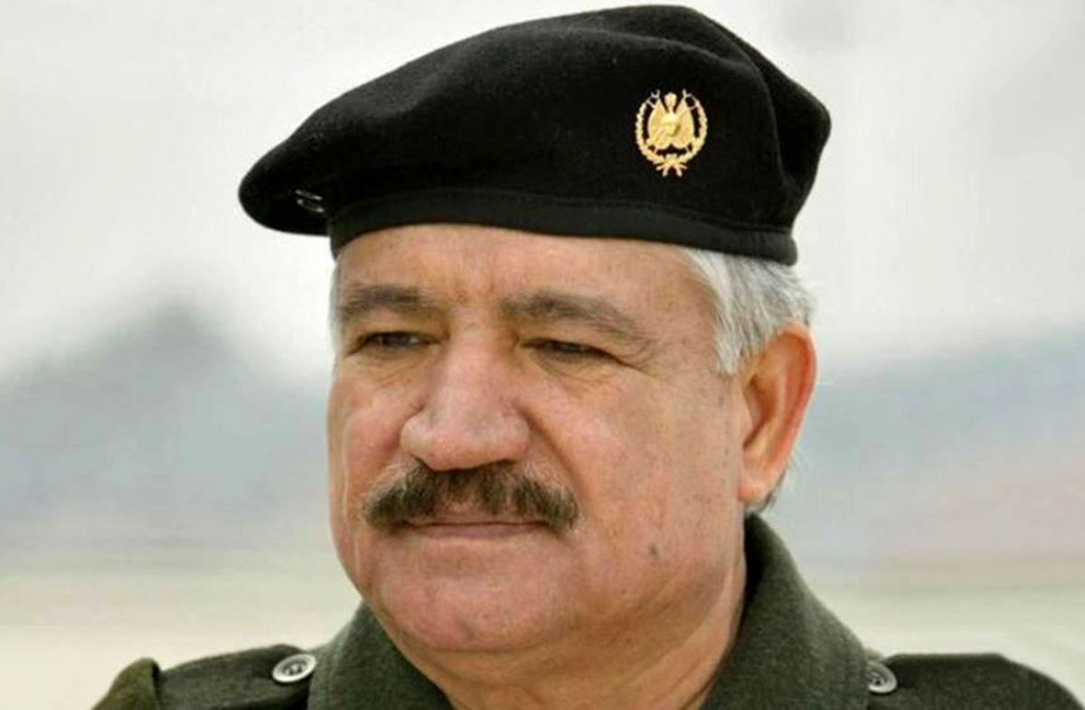 مرگ سرکرده حزب بعث عراق در بغداد