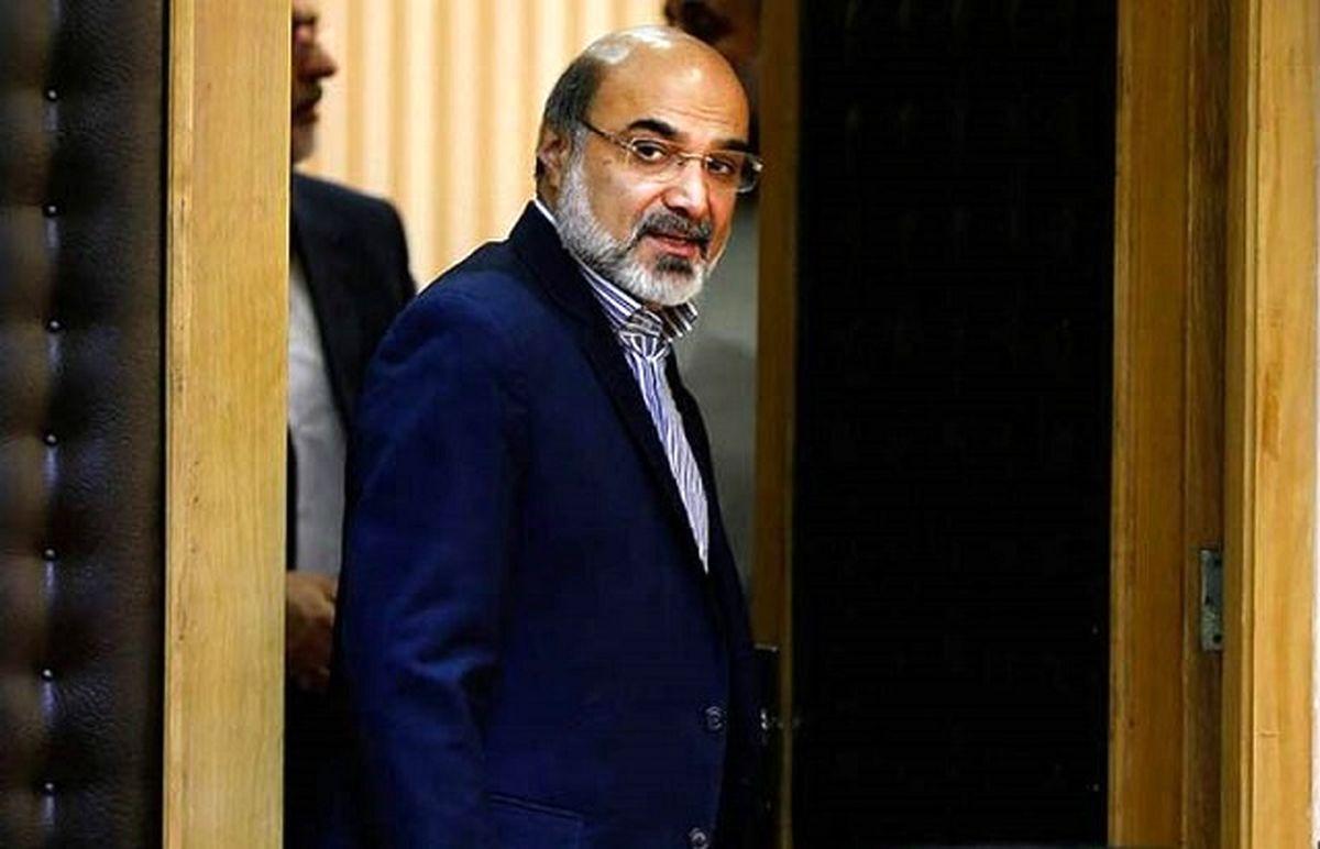 پشت پرده غیبت علی عسگری در بازدید رئیس قوه قضائیه از صداوسیما