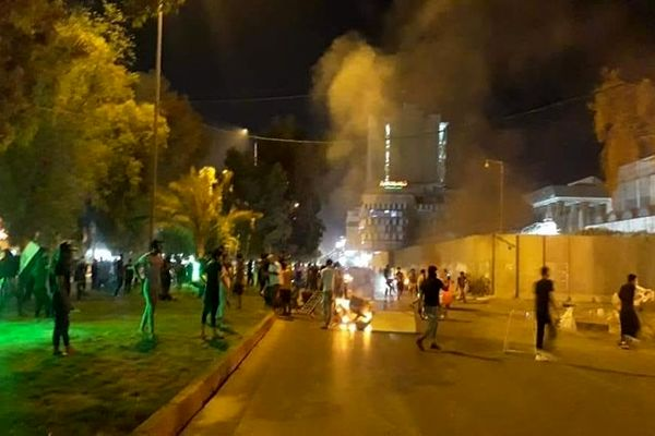 واکنش تند وزارت خارجه به حمله به کنسولگری ایران در کربلا