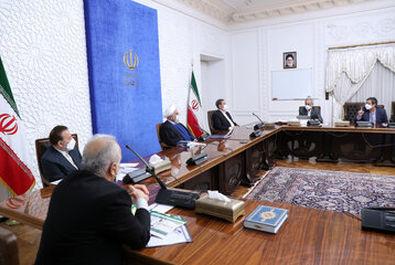 جلسه اقتصادی دولت