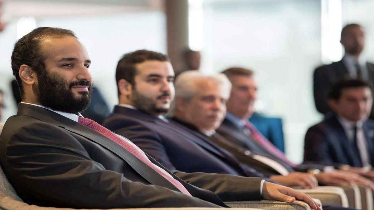 سفر مرموز برادر ولیعهد عربستان به آمریکا