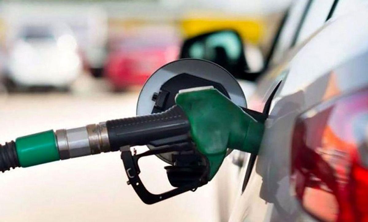 آخرین خبر از توزیع بنزین در تهران بعد از آتش سوزی پالایشگاه نفت