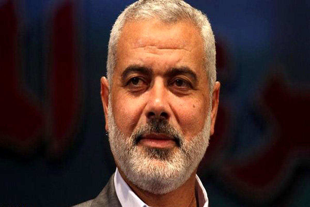 اسماعیل هنیه وارد تهران شد