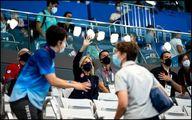 بانوی اول و همسر رئیس جمهوری آمریکا در المپیک توکیو