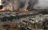 اولین سالگرد انفجار هولناک بیروت