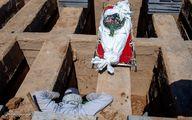 آخرین آمار قربانیان کرونا در ایران امروز 20 تیر + اینفوگرافی