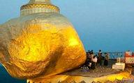 بزرگترین سنگ طلای جهان؛عکس باورنکردنی