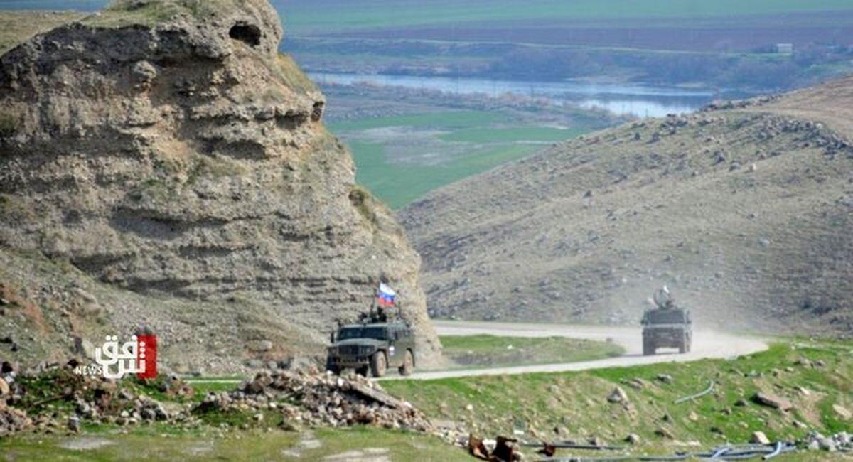 کشته و زخمی شدن ۴ سرباز روس طی انفجاری در سوریه