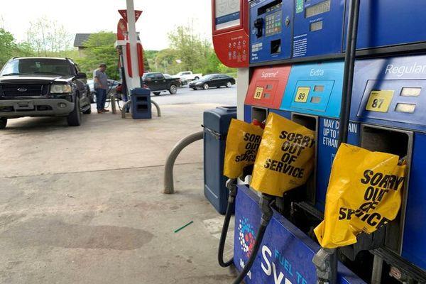 استمرار بحران کمبود سوخت در آمریکا