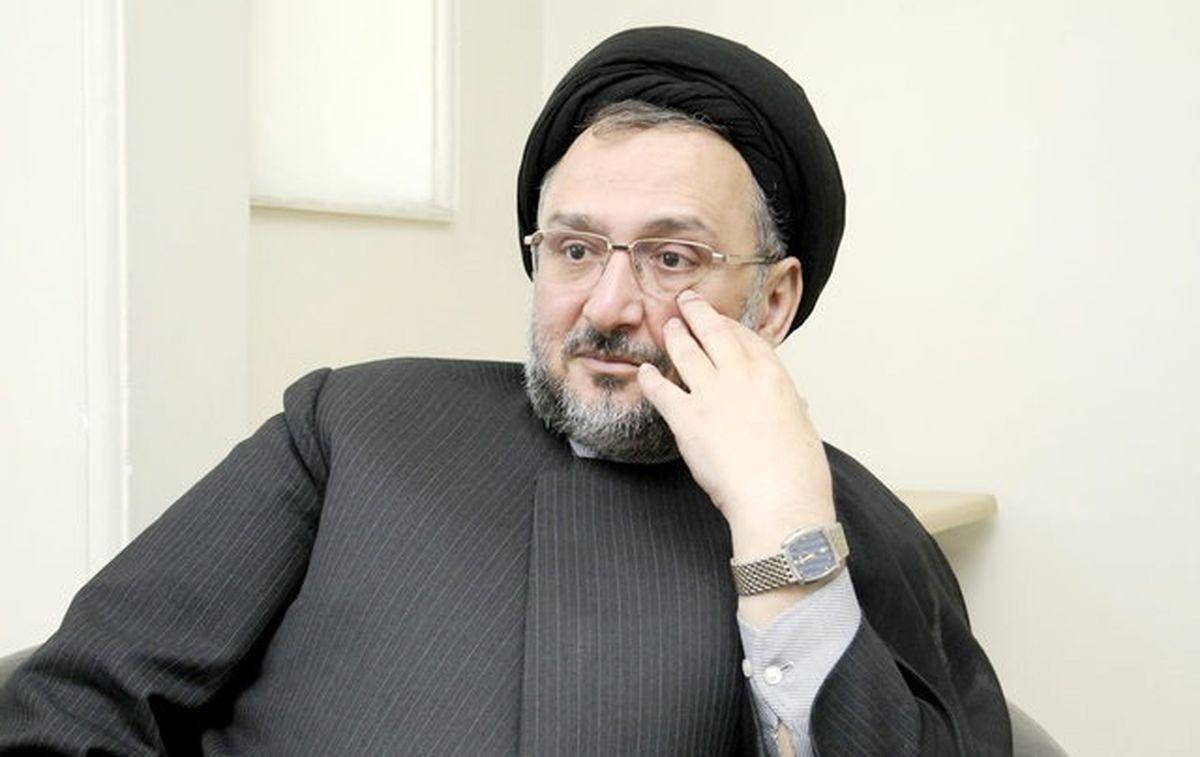 توئیت کنایه آمیز ابطحی درباره مناظره انتخاباتی امروز + عکس
