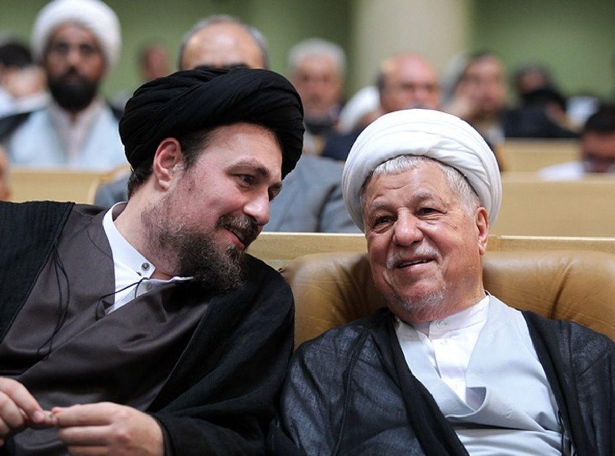 روایت سیدحسن خمینی از ردصلاحیت مرحوم هاشمی رفسنجانی در انتخابات