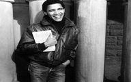 رئیس جمهور سابق آمریکا در جوانی