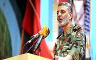 توضیحات فرمانده ارتش درباره انهدام پهپاد متجاوز در ماهشهر: پهپاد با سامانه «مرصاد» هدف قرار گرفت
