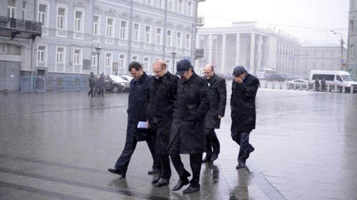 پیامهای ناگفته سفر قالیباف به مسکو / هشدار جدی مثلث نظامی تهران، پکن، مسکو به غرب