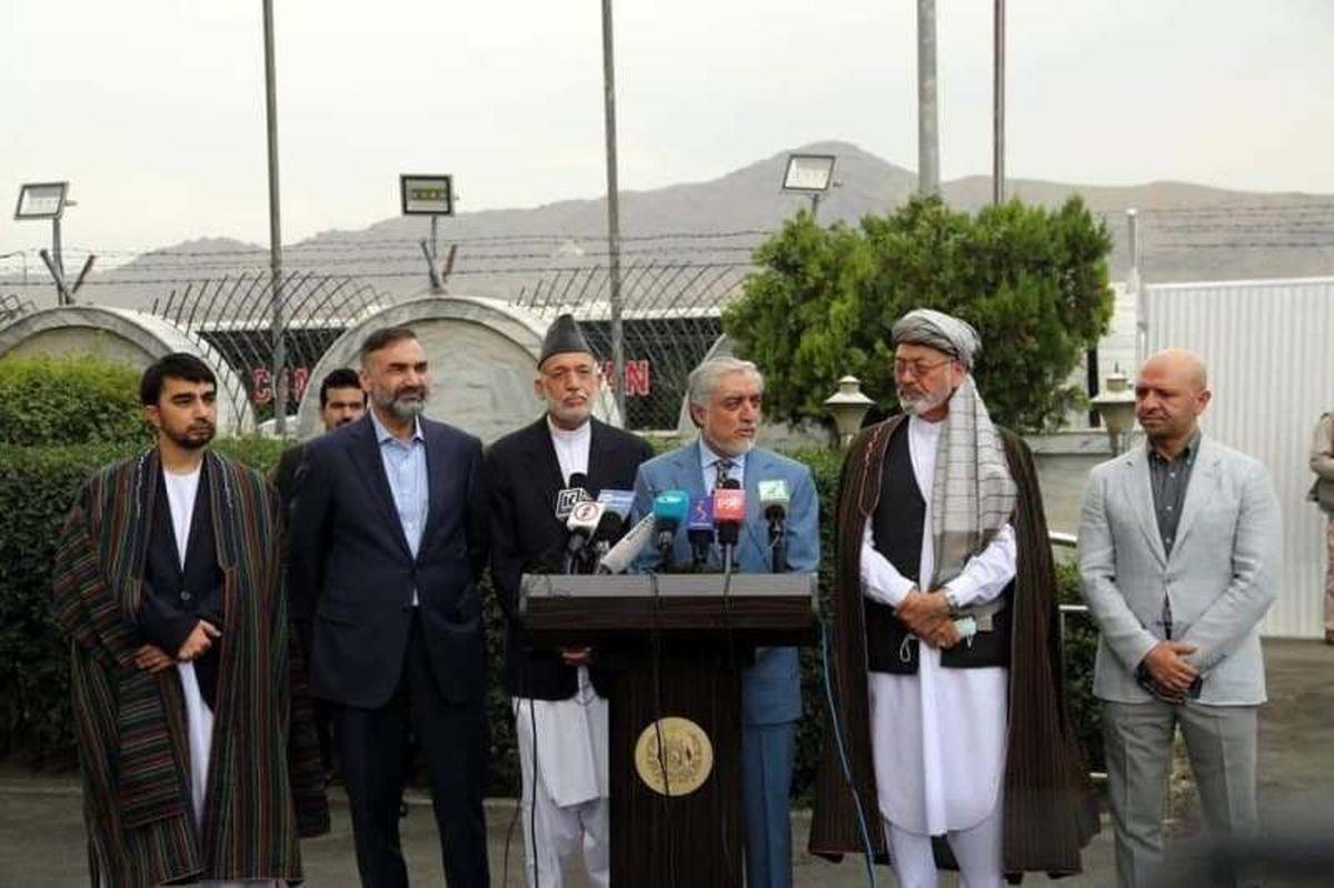 دور تازه مذاکرات دولت اغانستان با طالبان در دوحه + جزئیات