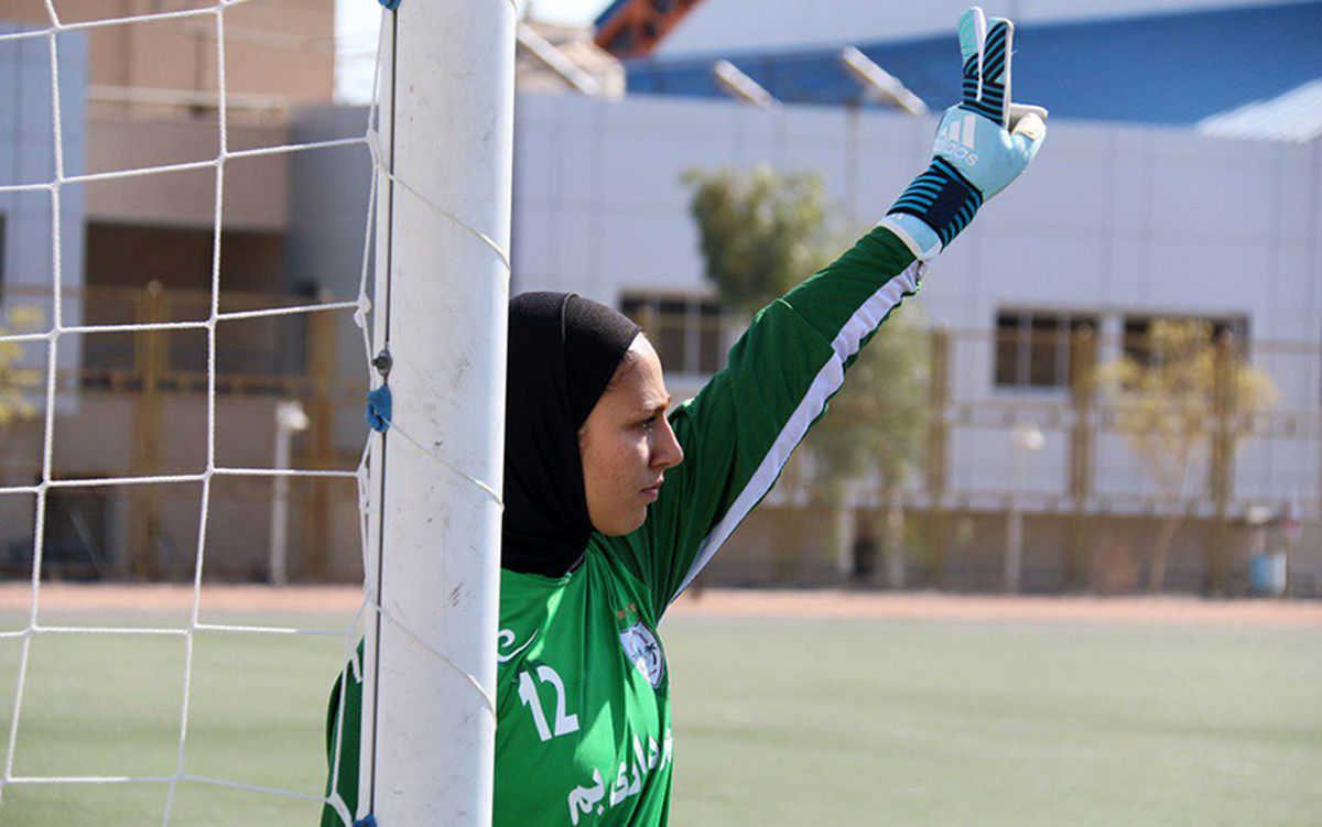 تصاویر جالب هفته دوم لیگ برتر فوتبال بانوان
