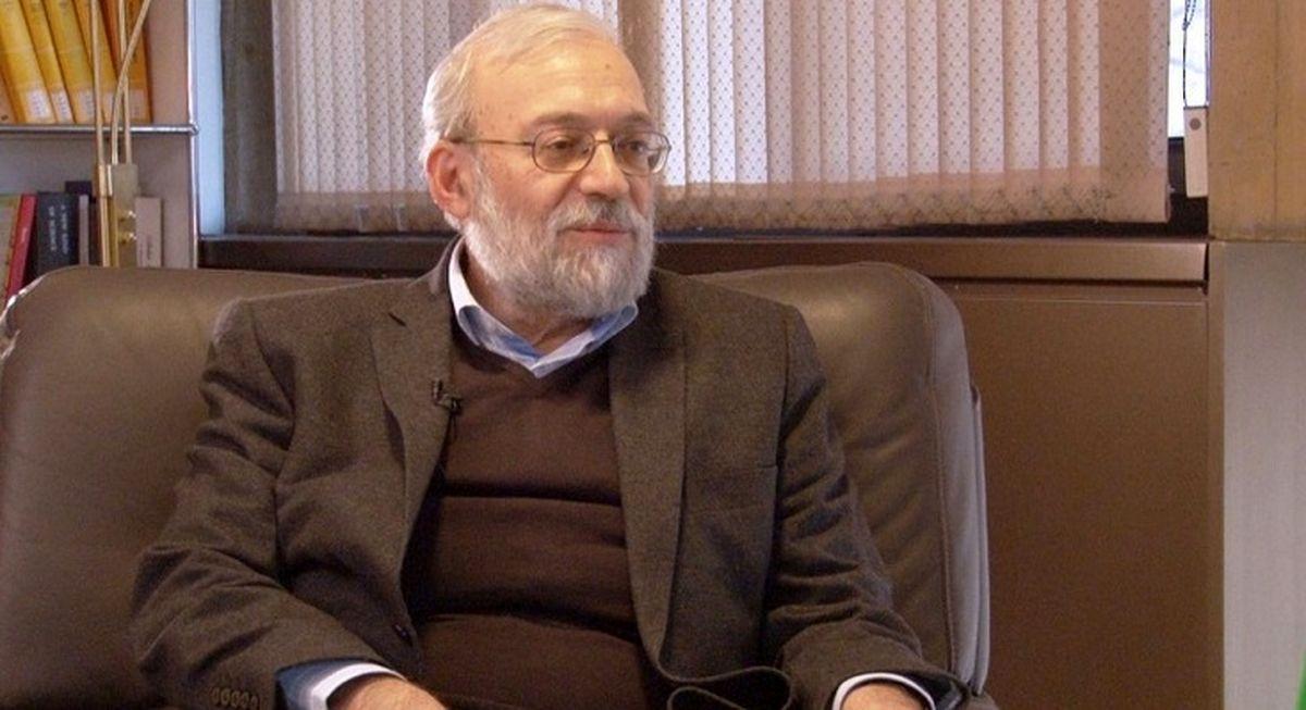 پیش بینی یک لاریجانی از انتخابات 1400؛ رقابت اصلی حول محور رئیسی ، قالیباف و علی لاریجانی است