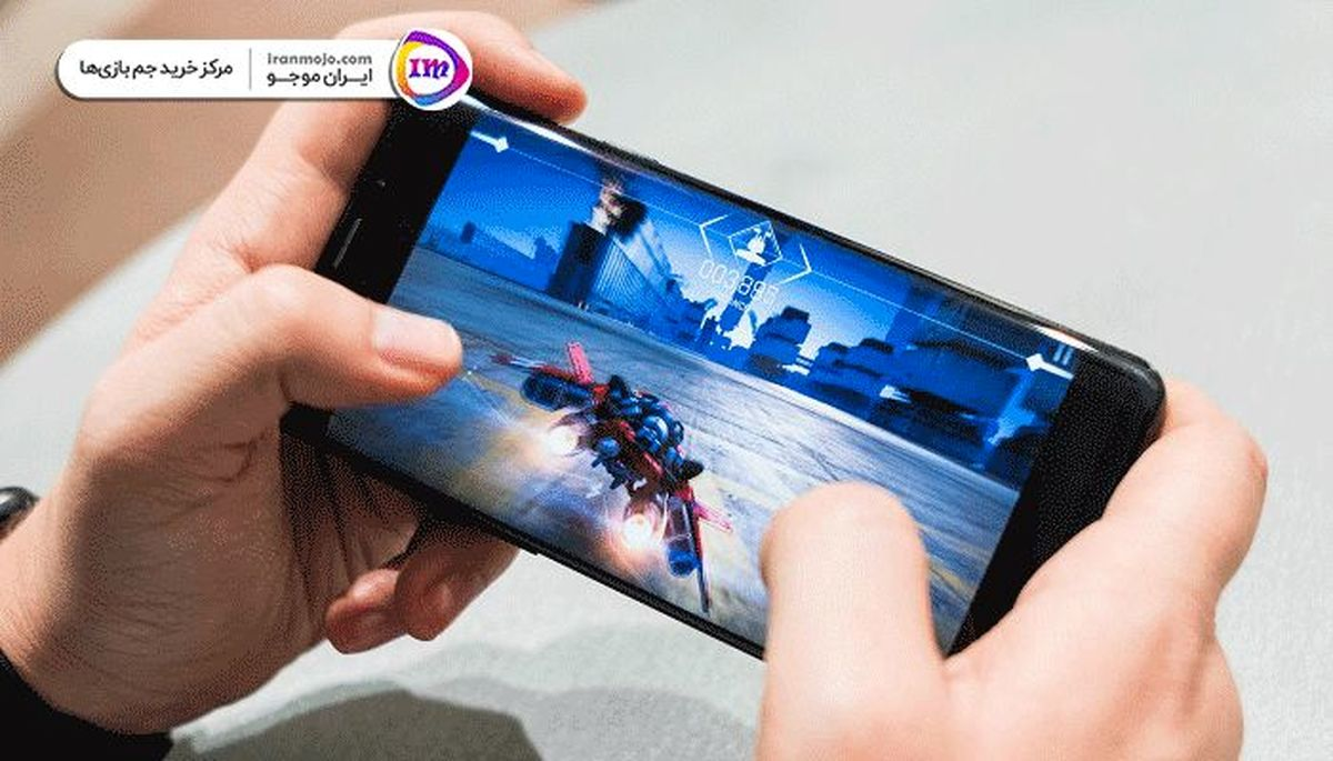 ایران موجو، مرکز خرید جم بازی های موبایلی در ایران